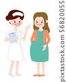 간호사 · 임산부 56820055
