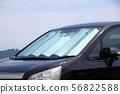 Sunshade measures against heat 56822588