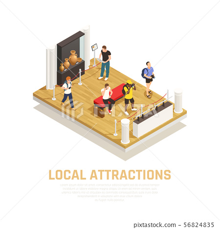 Local Attractions People Travel Composition 56824835