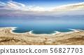 Dead sea in Israel 56827703