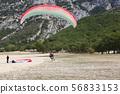 Paraglider 56833153