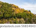 ทิวทัศน์หมู่บ้านบนภูเขา 2 56834643