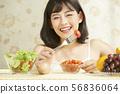 여성 미용 56836064