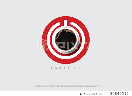 Coffee Poster Advertisement Flayers Vector 56840513
