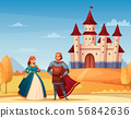Medieval Characters Background 56842636