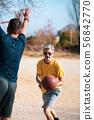 basketball, father, son 56842770