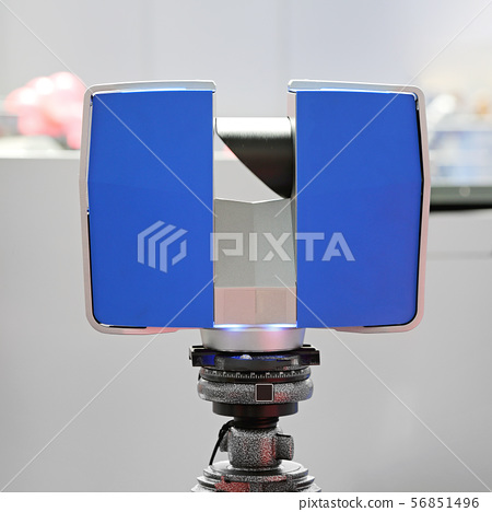 Portable Laser Scanner 56851496