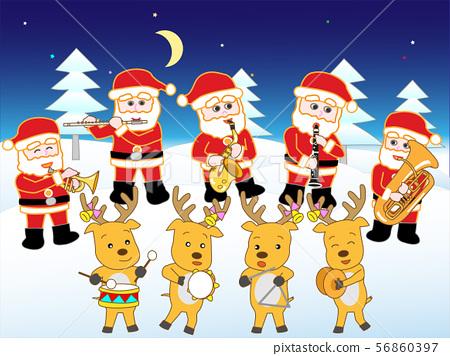 산타들의 크리스마스 콘서트 56860397