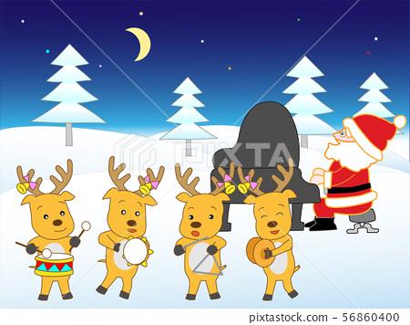 산타들의 크리스마스 콘서트 56860400