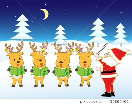 산타들의 크리스마스 콘서트 56860408