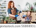 diy florarium family business planting succulents 56868931