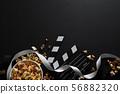 비디오,영화 컨셉. 무비 백그라운드 56882320