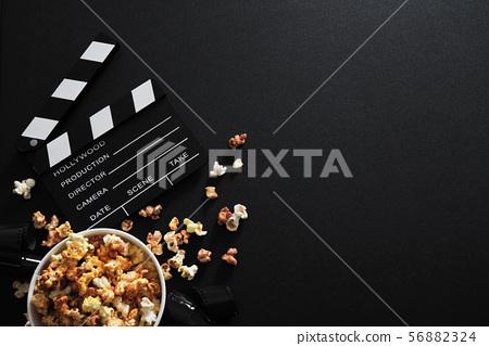비디오,영화 컨셉. 무비 백그라운드 56882324