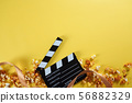 비디오,영화 컨셉. 무비 백그라운드 56882329