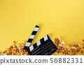비디오,영화 컨셉. 무비 백그라운드 56882331