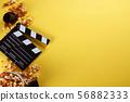 비디오,영화 컨셉. 무비 백그라운드 56882333