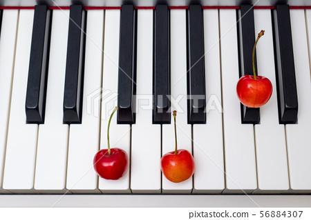 체리 가르치는 피아노 코드 aug 시리즈 - Faug 56884307