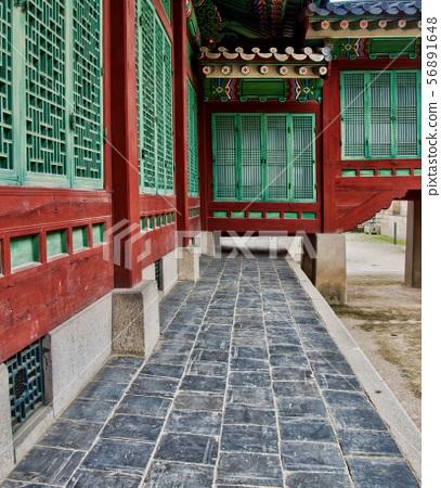 한국의 전통궁전 창덕궁 56891648