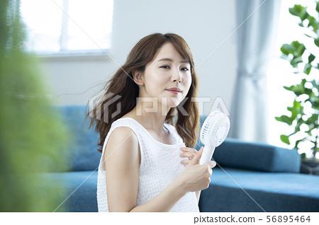 Female Fan Handy Fan Handy Fan Portable Fan Handheld Fan Mini Fan Portable Fan