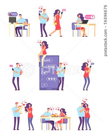 Online Dating mobil applikation