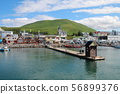 아이슬란드 마을 아쿠 레이 리 56899376