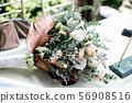 꽃다발 부케 56908516