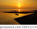 Ariake Sea morning scenery 36 56915219