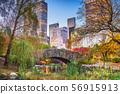 Central Park, New York City Autumn 56915913