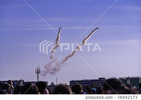 Air Festa Hamamatsu(Blue Impulse Acrobatic Flight) 56942573