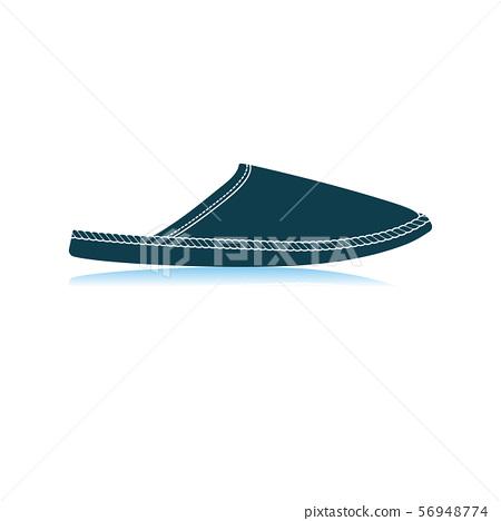 Man Home Slipper Icon 56948774