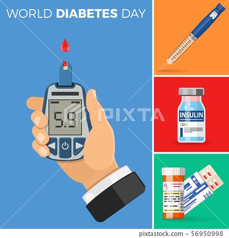 World Diabetes Day Concept 56950998