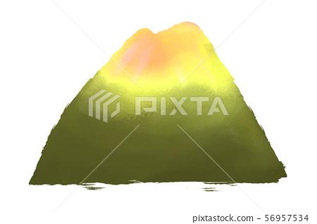 Mount Fuji 56957534