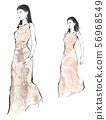 Young fashion models 56968549