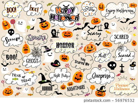 Halloween set 7 56976532