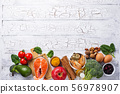 Food for brain and good memory 56978907