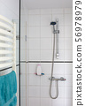 Shower (2001) in a house 56978979