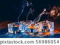 万圣节 装饰 蜡烛 烟 Halloween decoration smoke ハロウィン 56986054