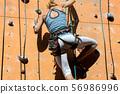 climbing, bouldering, wall 56986996