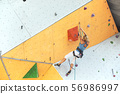 climbing, woman, female 56986997