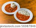 핫슈도 비후 Hashed beef with Rice British cuisine 56987846