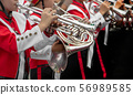 march band group show music performance with 56989585