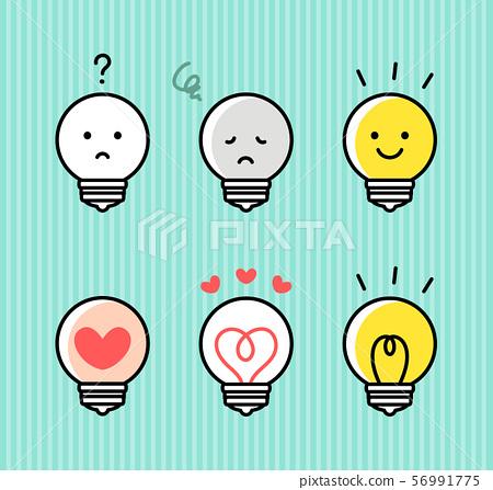 靈感燈泡 56991775