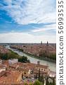 มรดกโลกทางวัฒนธรรมเวโรนา cityscape อิตาลี 56993535