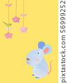 Rat and mouse 56999252