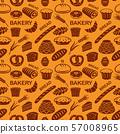 bakery seamless pattern 57008965