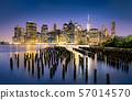 New York  City lights 57014570