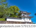 교토 니조 성 서남 구석 노 57015239