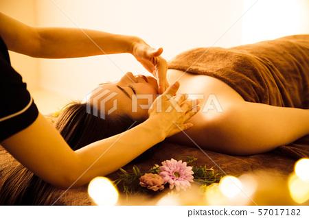 美容女性美容美容美髮 57017182