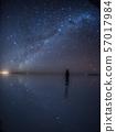 Uyuni鹽湖滿天星斗的天空 57017984