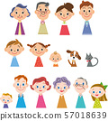 ไอคอนการรวบรวมครอบครัวเพื่อน 57018639